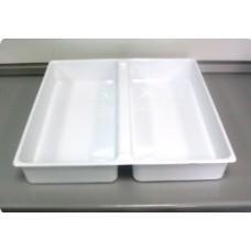 Вставка на 2 ячейки для выдвижного ящика