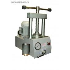 3.208-1 Пресс гидравлический УГП-ШЭ для штамповки коронок и обжатия кювет (с электроприводом)