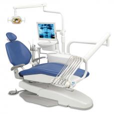 A-dec 200 - стоматологическая установка с верхней подачей инструментов